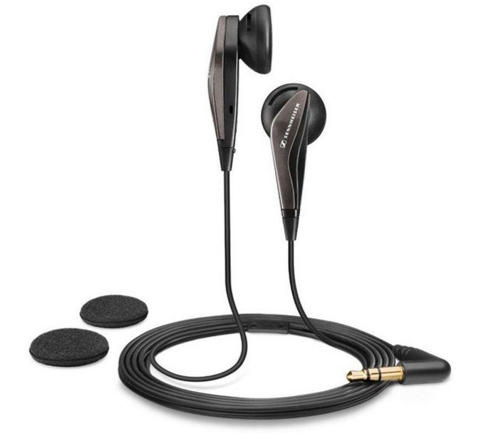 Sennheiser MX 375 - In-ear Oordopjes - Zwart