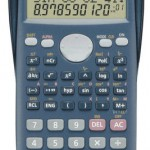 Casio FX 82MS Calculator