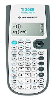 Texas Instruments TI 30XB Calculator